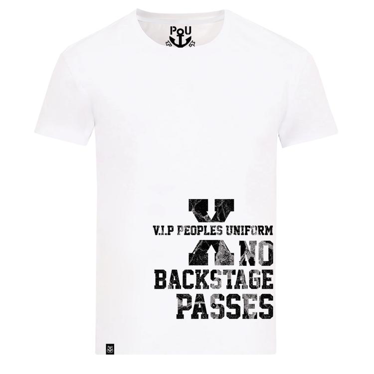 Rockey t-shirt vit