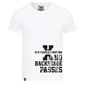 Rockey t-shirt vit
