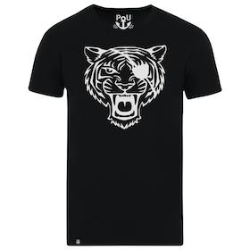 Les Tigres t-shirt svart