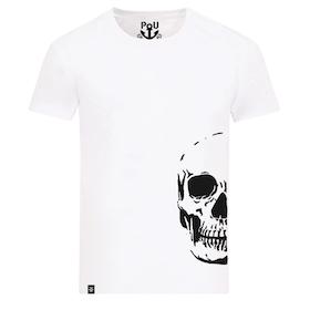 Wesley t-shirt vit