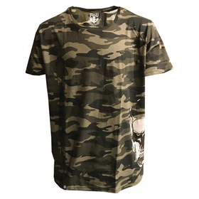 Wesley t-shirt camo