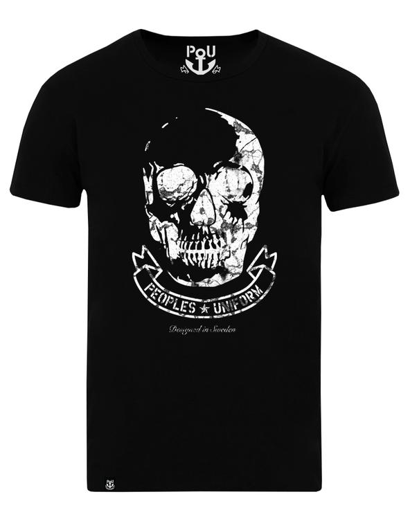 Hendrix t-shirt svart