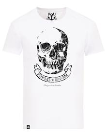 Hendrix t-shirt vit