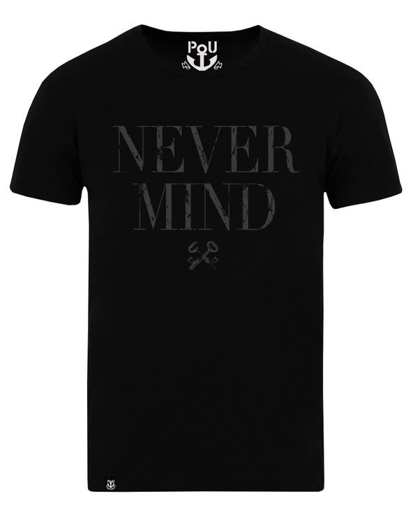 Cooper t-shirt svart