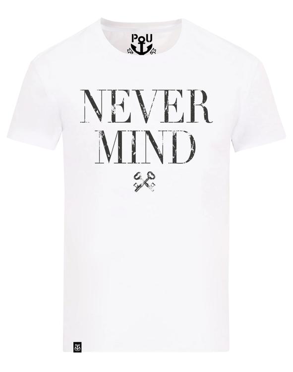 Cooper t-shirt vit