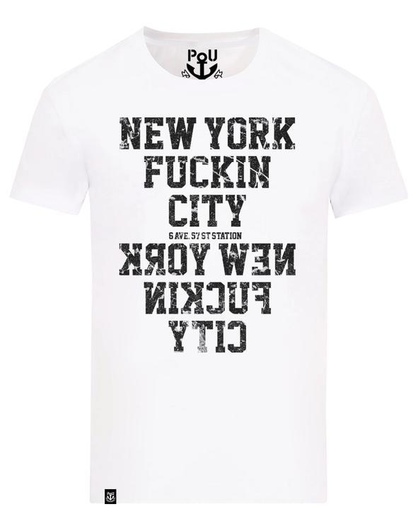 Bonham t-shirt vit