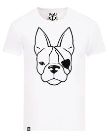 Franky t-shirt vit