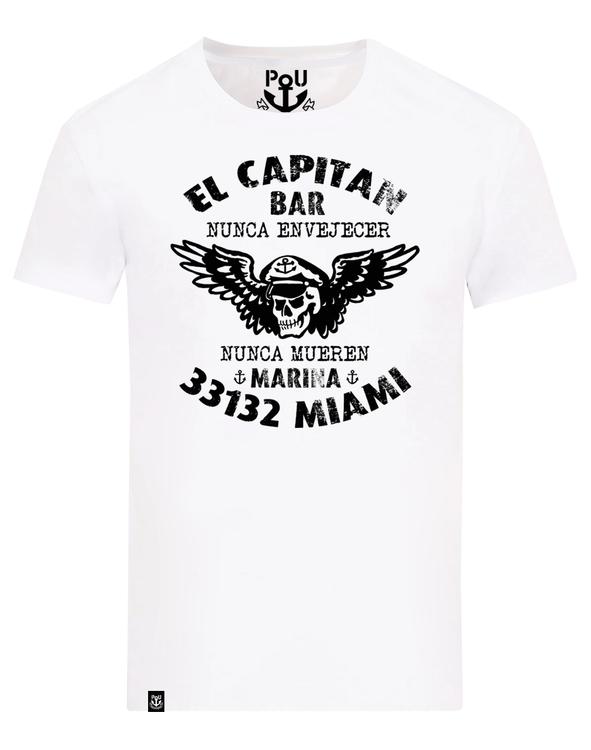 El capitan bar t-shirt vit