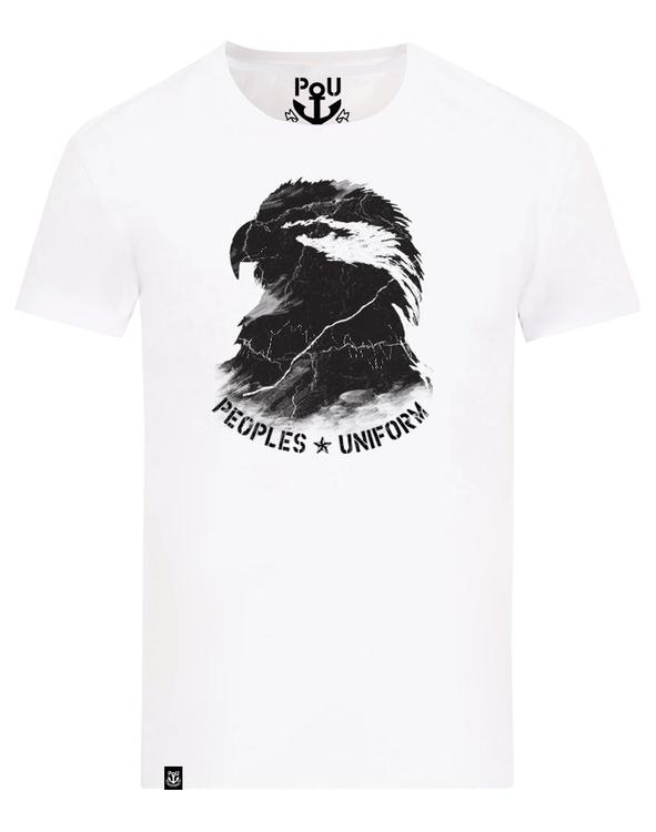 Angus t-shirt vit