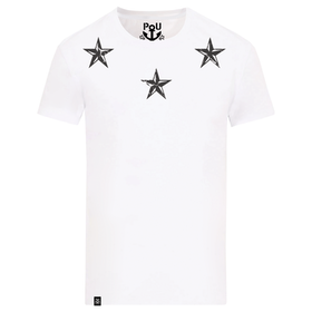 Nash t-shirt, white