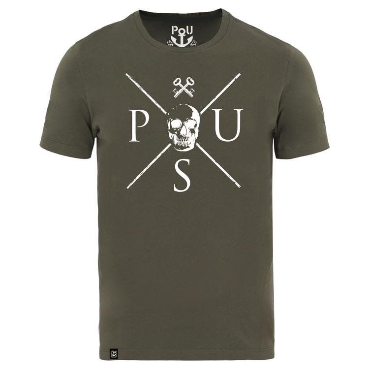 Jason t-shirt , army grön