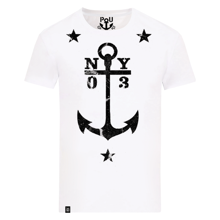 Axl t-shirt, white