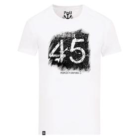 45 Warehouse t-shirt, white