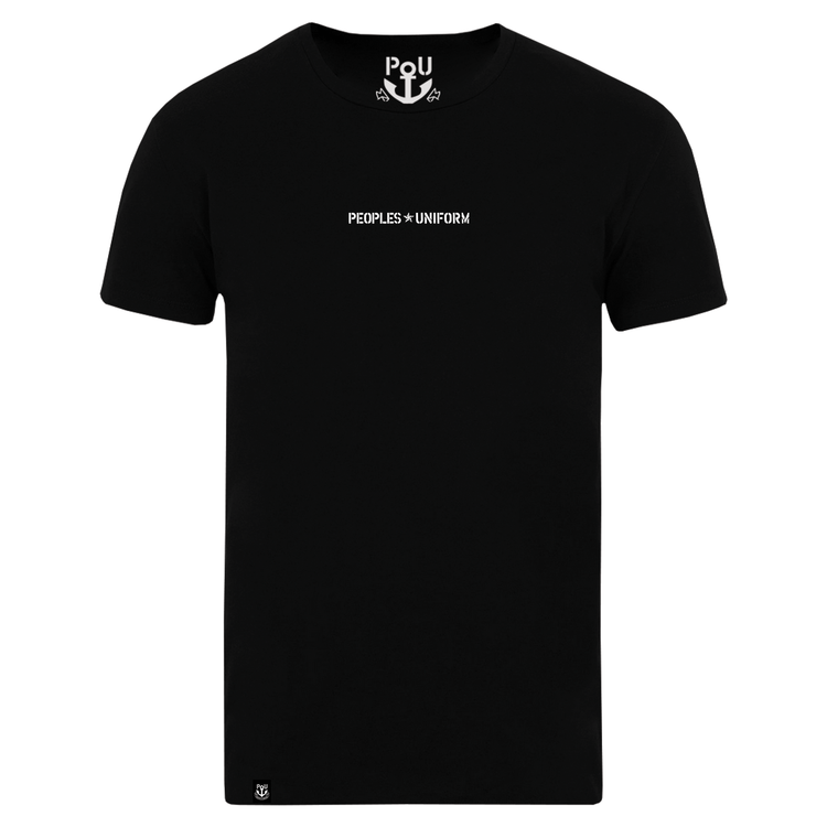 Uniform t-shirt, black
