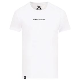 Uniform t-shirt, white
