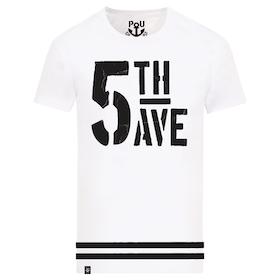 Waylon t-shirt, white
