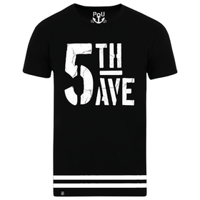Waylon t-shirt, black