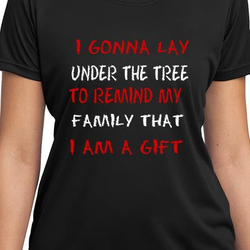 Remind My Family T-Shirt Dam