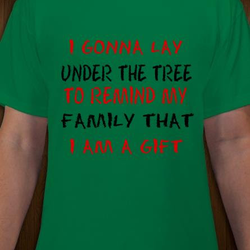Remind My Family T-Shirt Herr