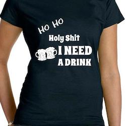 Ho Ho T-Shirt Dam