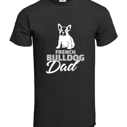 French Bulldog Dad T-Shirt Herr