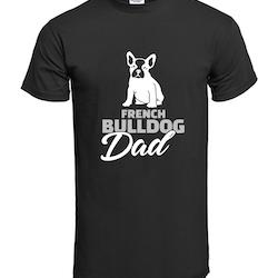 French Bulldog Dad T-Shirt Herr