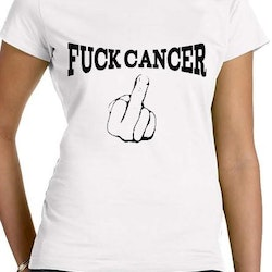 Fuck Cancer T-Shirt Dam