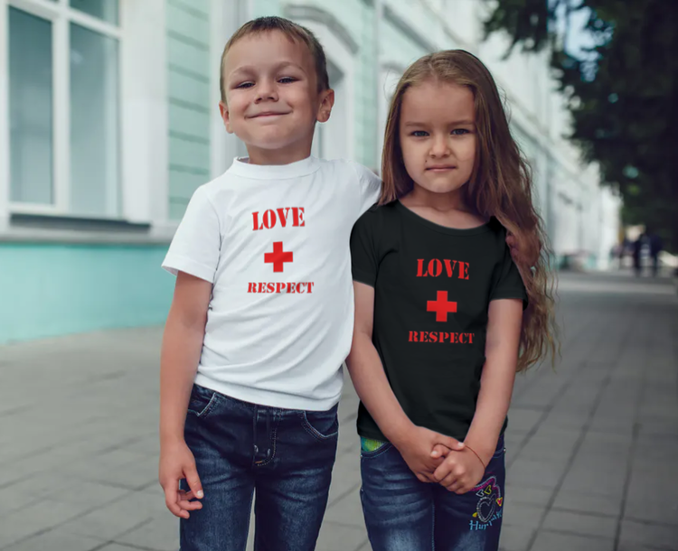 Love & Respect T-Shirt Barn