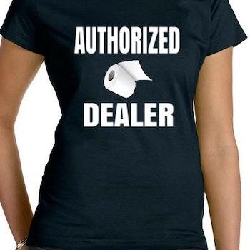 Authorized Dealer T-Shirt Dam