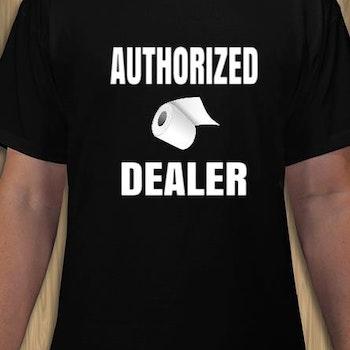 Authorized Dealer T-Shirt Herr