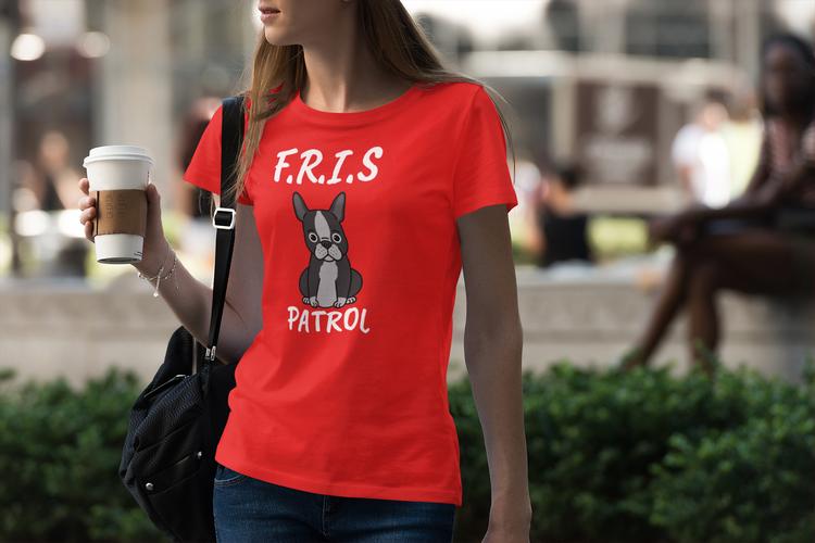F.R.I.S T-Shirt  Dam