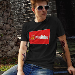The Tube  T-Shirt Herr