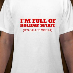 Holiday Spirit T-Shirt Herr