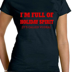 Holiday Spirit T-Shirt Dam