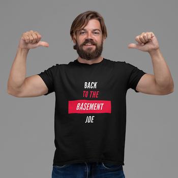 Basement T-Shirt Herr