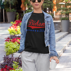 Biden Support T-Shirt  Dam