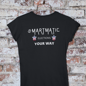 Smartmatic T-Shirt  Dam