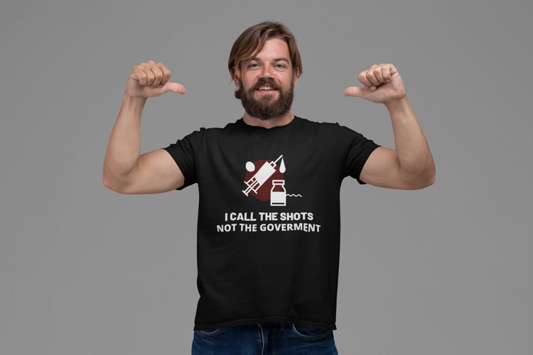 Corona vaccin Tshirt