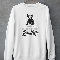 French Bulldog Brother Sweatshirt Unisex
