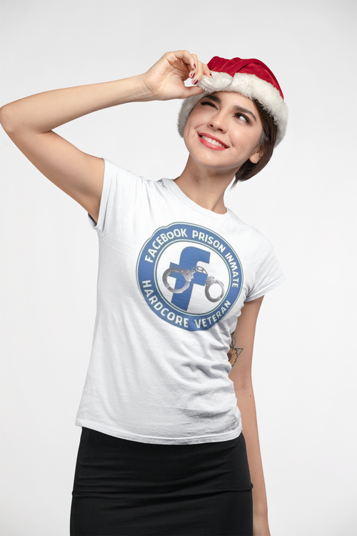 FB Prison Hardcore Veteran T-Shirt  Dam