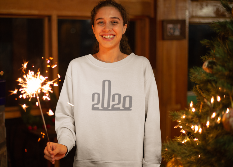 2020 F#@k Off  Sweatshirt Unisex