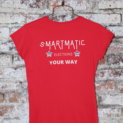 Smartmatic T-Shirt  Dam