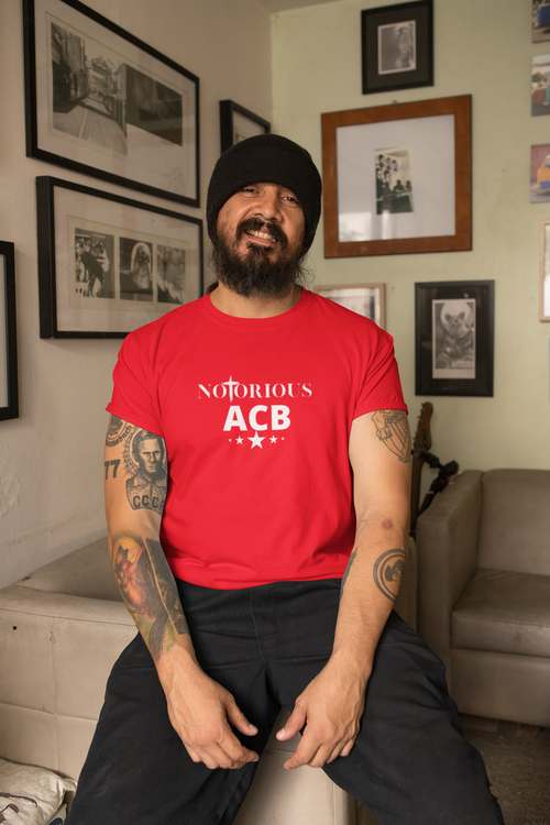 Notorious ACB T-Shirt Herr