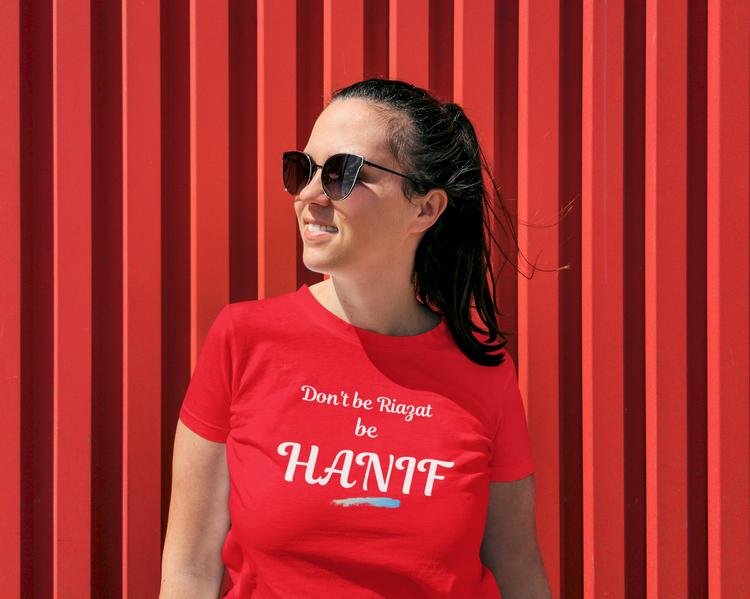 Hanif T-Shirt  Dam