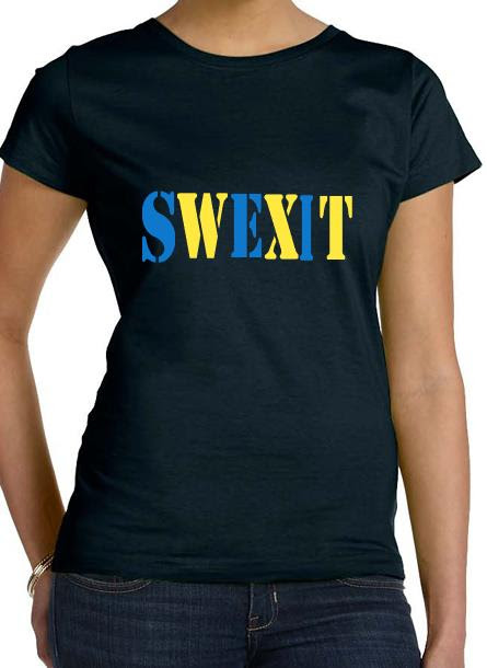 SWEXIT T-Shirt Dam