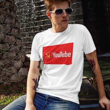 The Tube  T-Shirt Herr