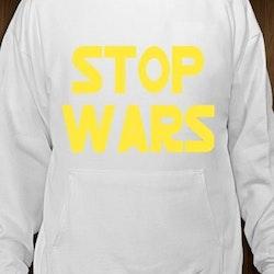 Stop Wars Hoodie