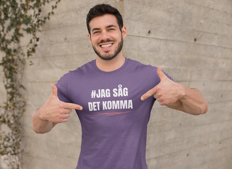 statementsclothingofficial T-Shirts & tröjor. Jag såg det komma Stasministern