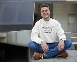 Smartmatic  Sweatshirt Unisex
