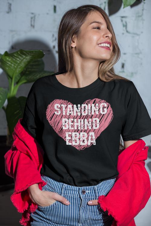 Ebba Busch , Stand Behind Ebba